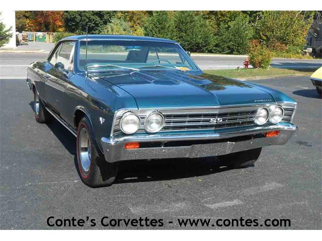 1967 Chevrolet Chevelle | 910453