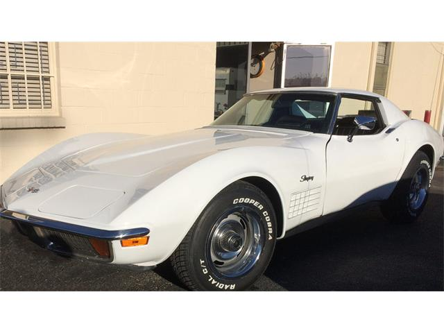 1972 Chevrolet Corvette | 914532