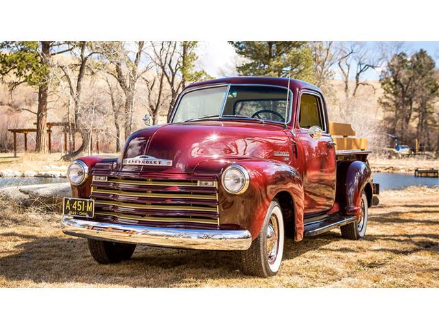1949 Chevrolet 3100 | 914534