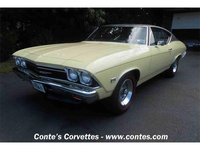 1968 Chevrolet Corvette | 910454