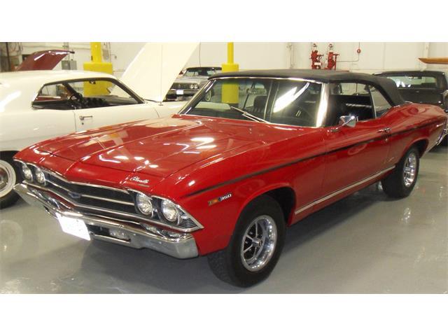 1969 Chevrolet Malibu | 914546