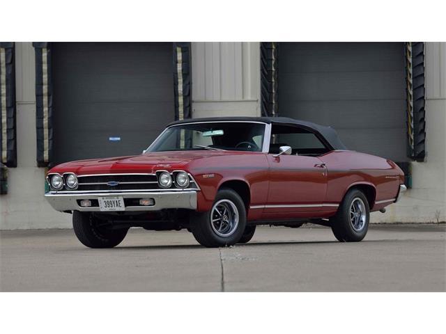 1969 Chevrolet Malibu   914546