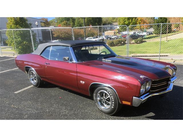 1970 Chevrolet Chevelle SS | 914553