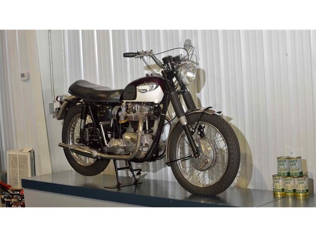 1967 Triumph Bonneville | 914558