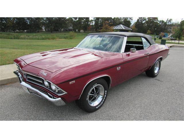 1969 Chevrolet Chevelle SS | 914564