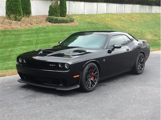 2015 Dodge Charger Hellcat SRT | 914586