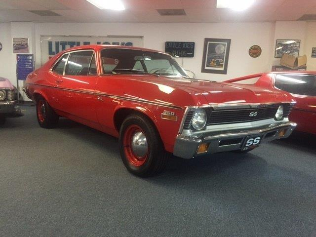 1971 Chevrolet Nova SS | 914587