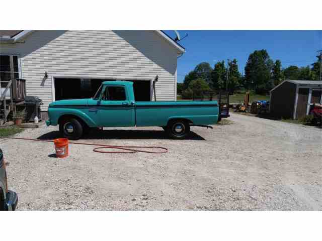 1965 Ford F100 | 910459
