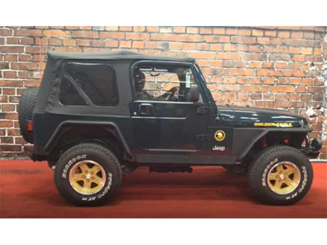 2006 Jeep Wrangler Golden Eagle | 914595