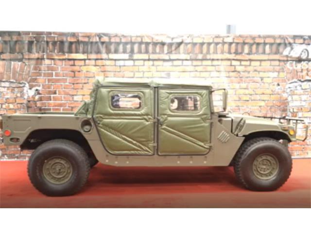 1987 AM General Hummer   914599