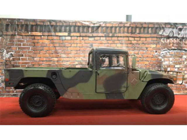 1987 AM General Humvee M998   914600