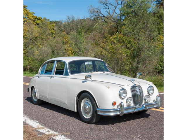 1961 Jaguar Mark II | 914605