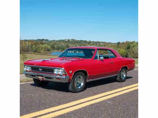 1966 Chevrolet Chevelle SS | 914607
