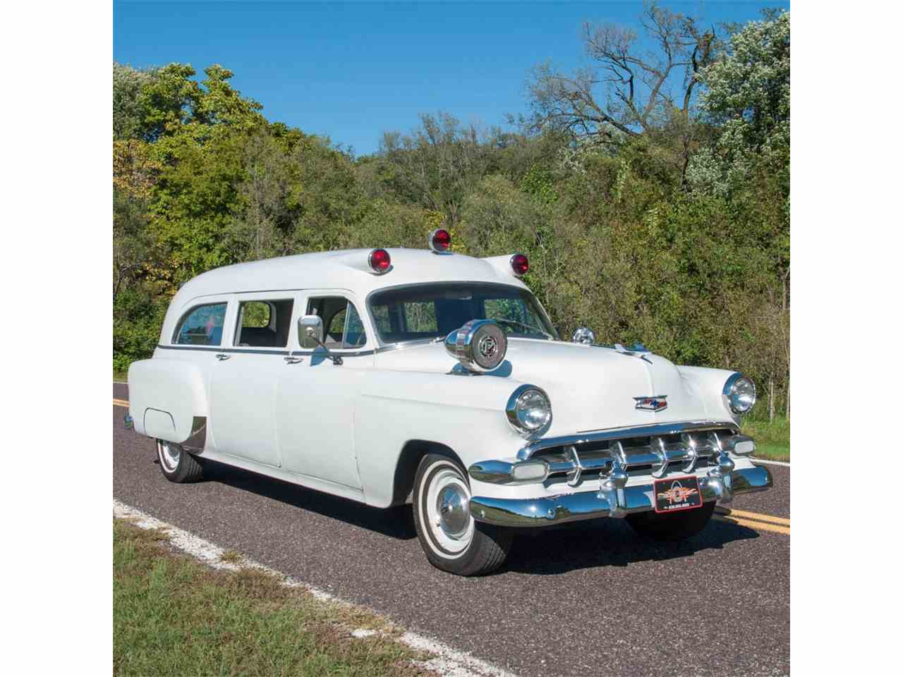 Large Picture of Classic '54 150 Ambulance located in Missouri Offered by MotoeXotica Classic Cars - JLPS