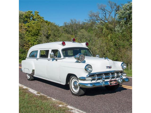 1954 Chevrolet 150 Ambulance | 914608