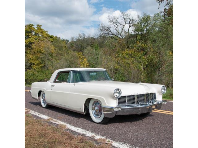 1957 Lincoln Continental | 914609