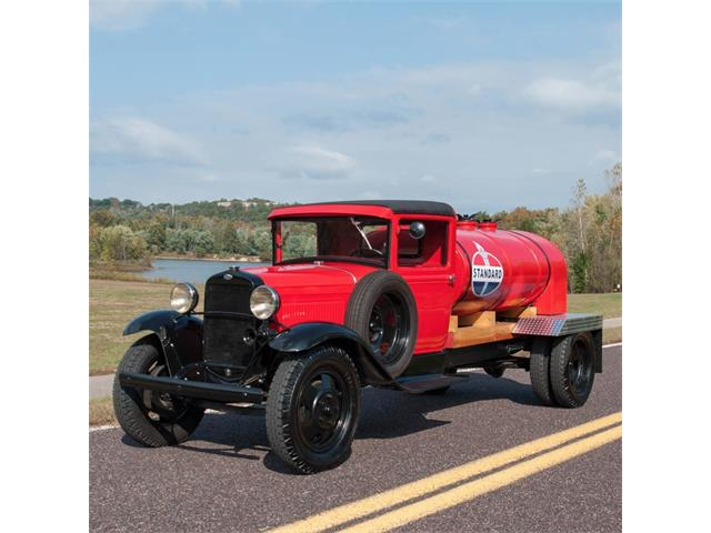 1931 Ford Model AA Tanker Truck | 914610