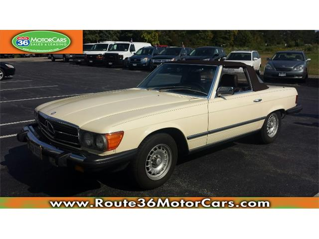 1985 Mercedes-Benz 380SL | 914613