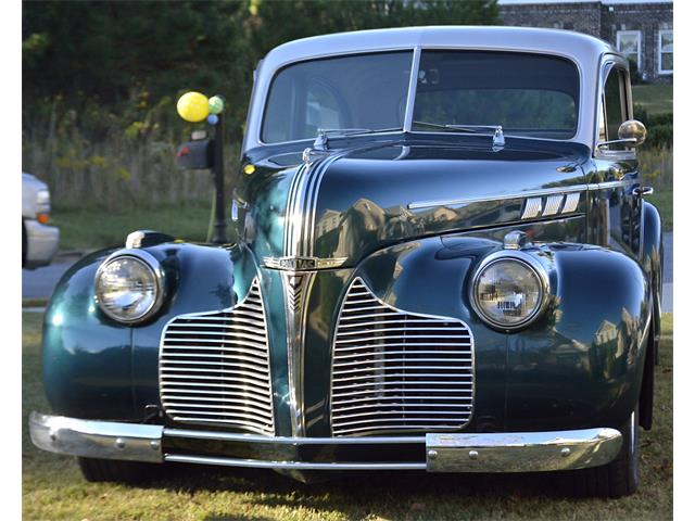 1940 Pontiac 2-Dr Sedan | 910462
