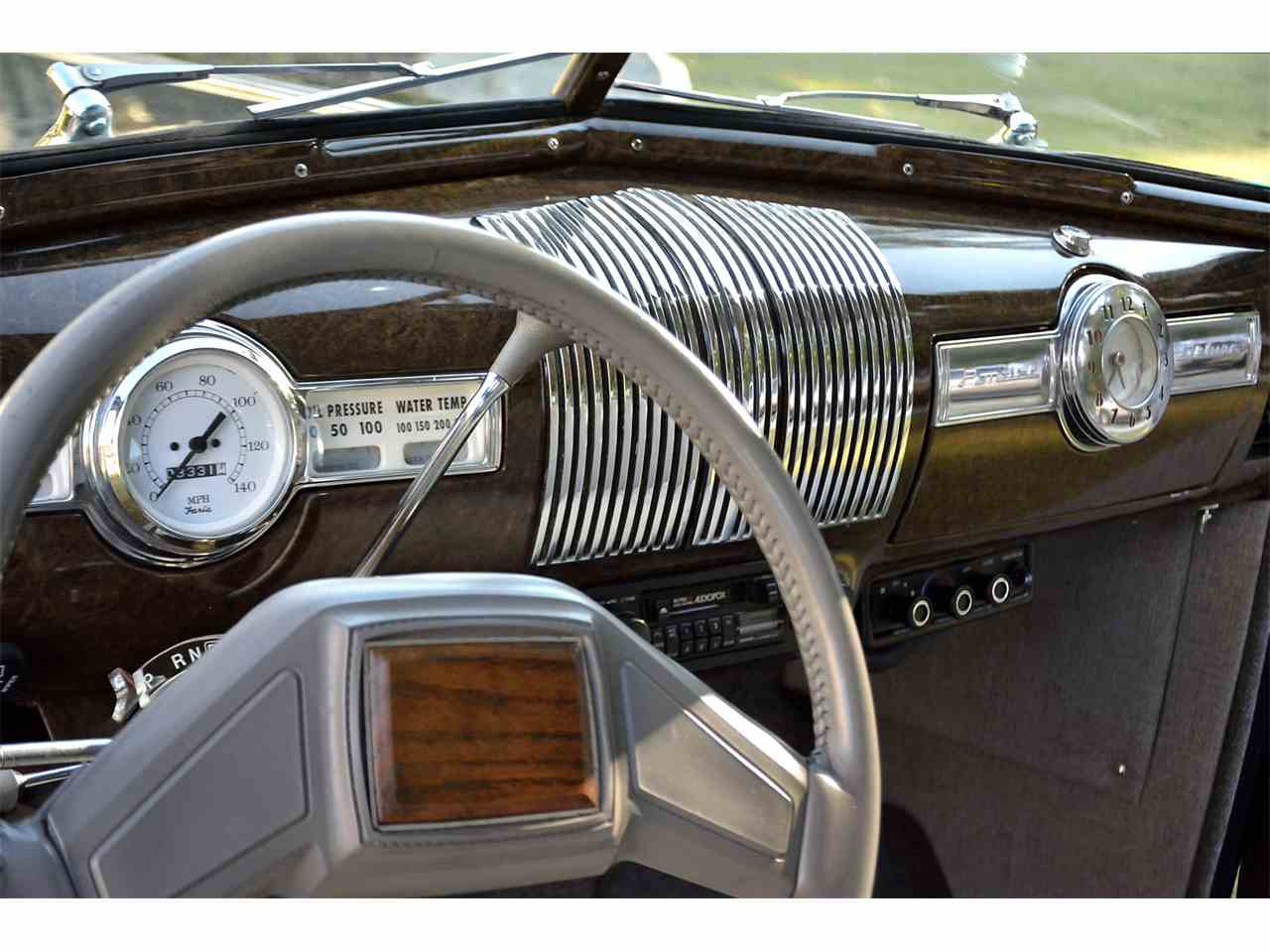 1940 pontiac 2 dr sedan for sale cc 910462 for 1940 pontiac 2 door sedan