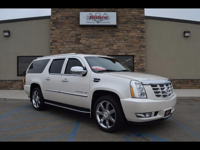 2012 Cadillac EscaladeESV Luxury | 914634