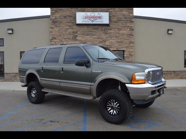 2000 Ford ExcursionLimited 4dr Limited | 914635