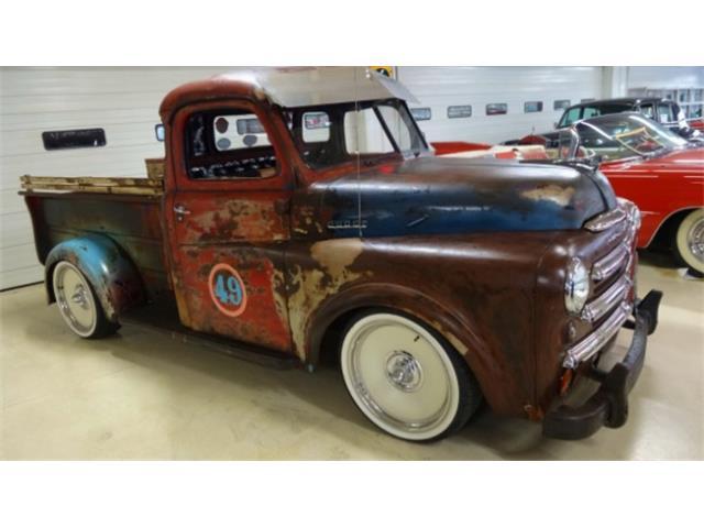 1949 Dodge B50 | 914645