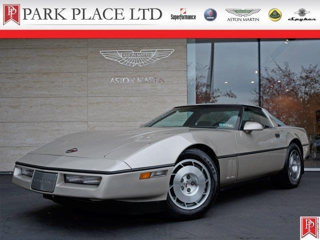 1986 Chevrolet Corvette | 914660