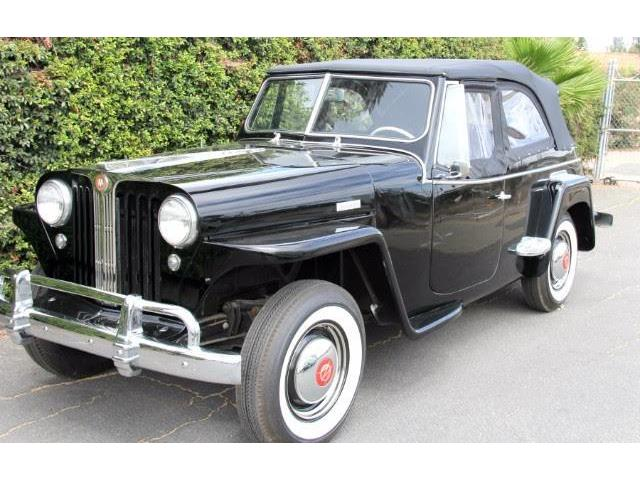 1950 Willys Jeepster | 914665