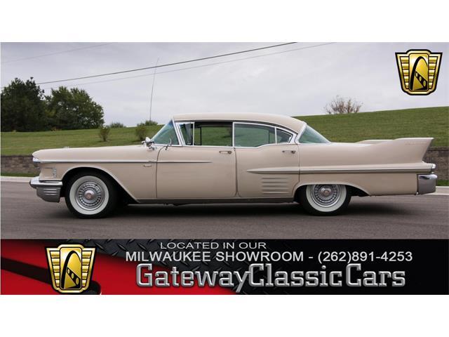 1958 Cadillac Series 62 | 914666