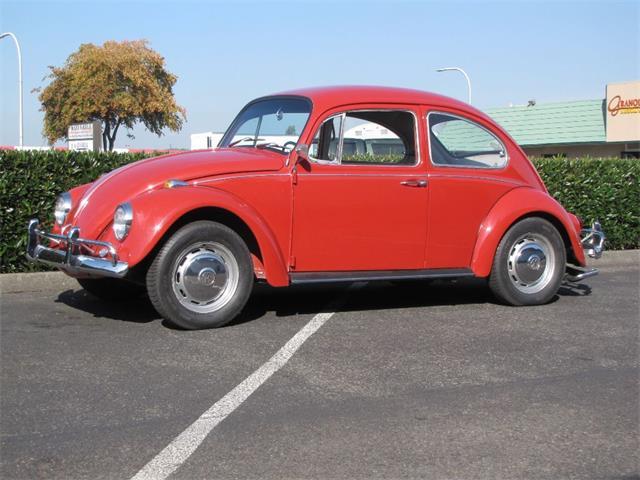 1967 Volkswagen Beetle | 914668