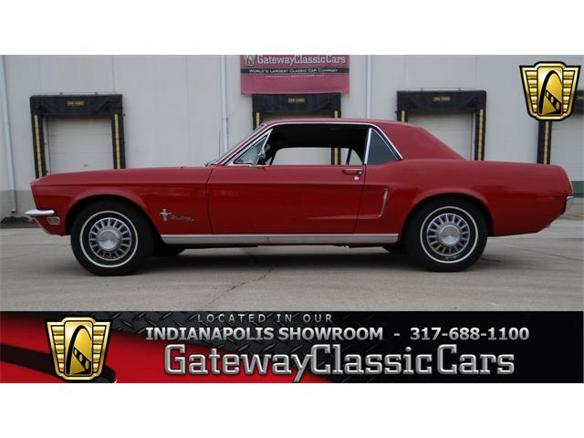 1968 Ford Mustang | 914670