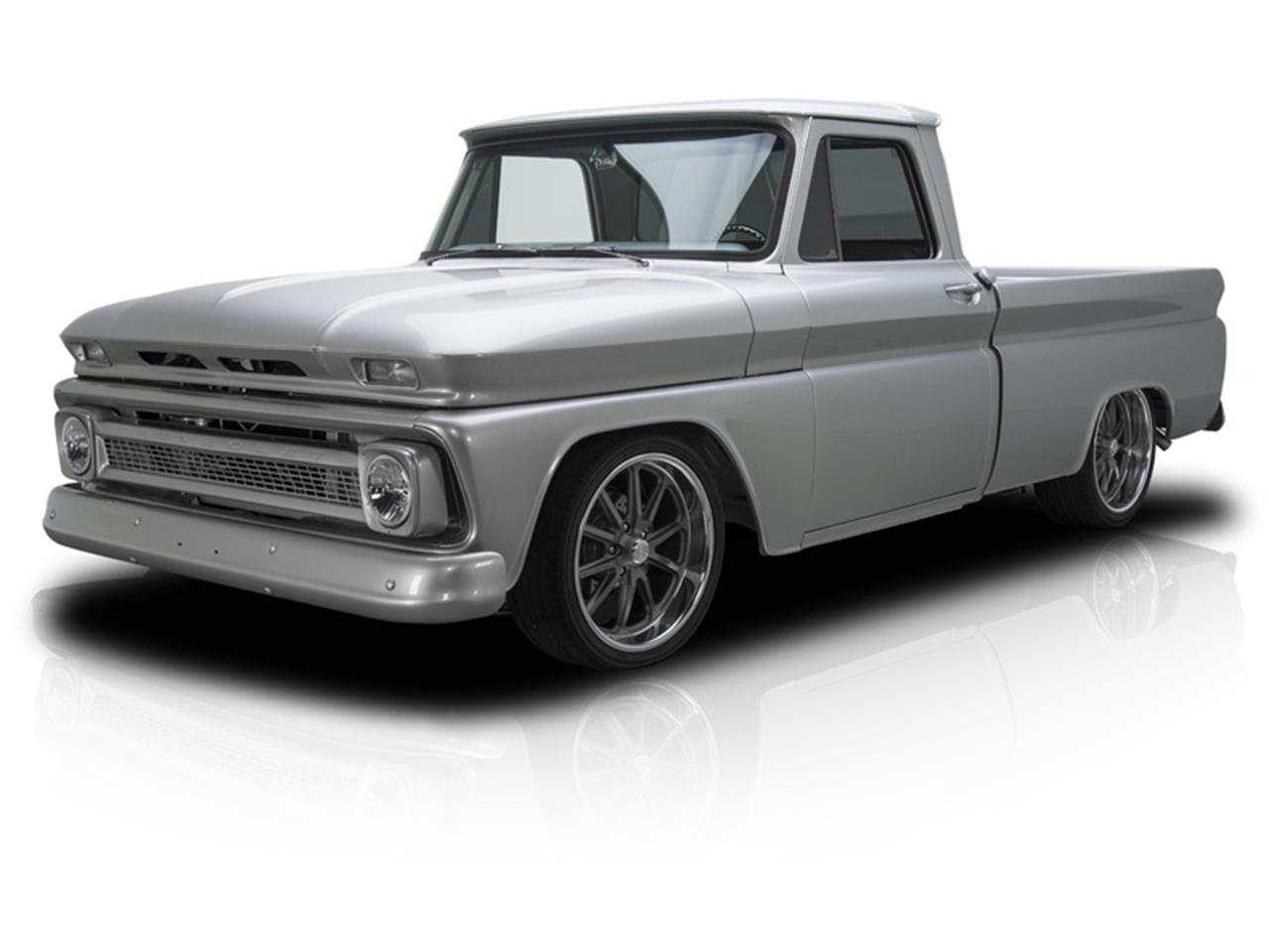 1965 chevrolet c10 apache pickup truck for sale cc 914673. Black Bedroom Furniture Sets. Home Design Ideas