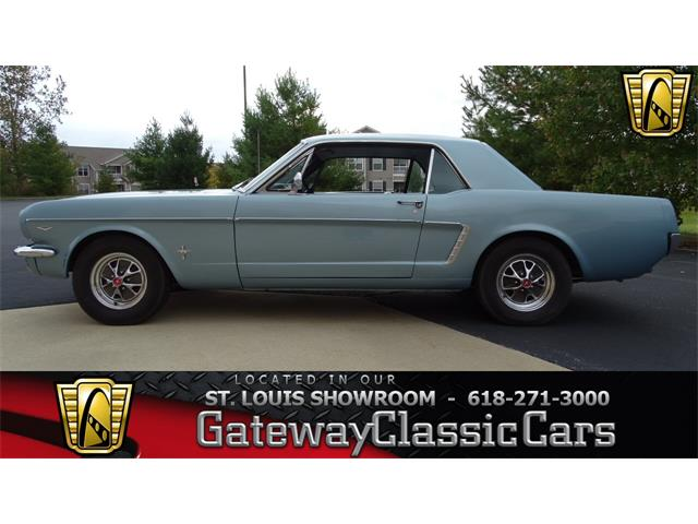 1965 Ford Mustang | 914678