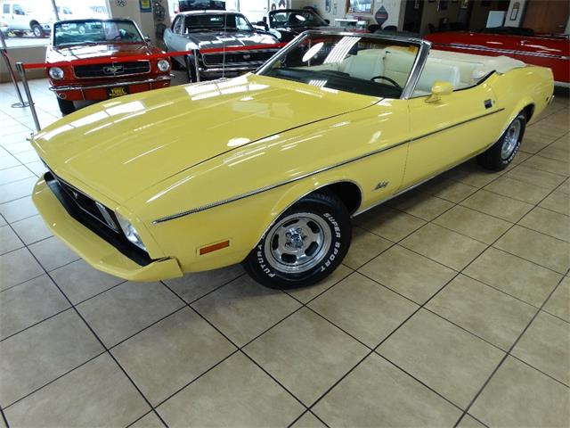 1973 Ford Mustang | 914684