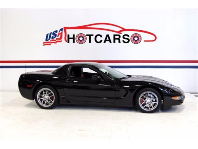 2002 Chevrolet Corvette | 914691