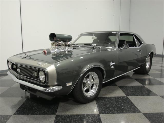 1968 Chevrolet Camaro Prostreet | 914693