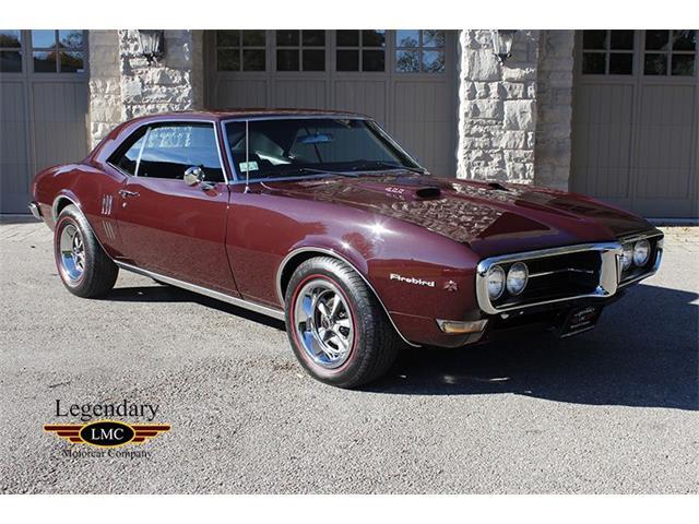 1968 Pontiac Firebird | 914696