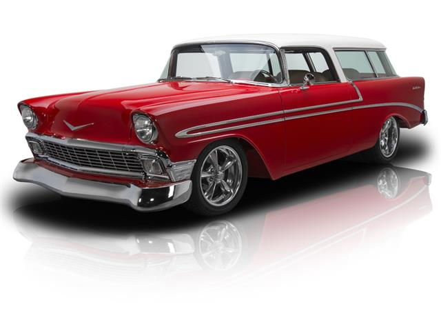 1956 Chevrolet Bel Air Nomad | 914699