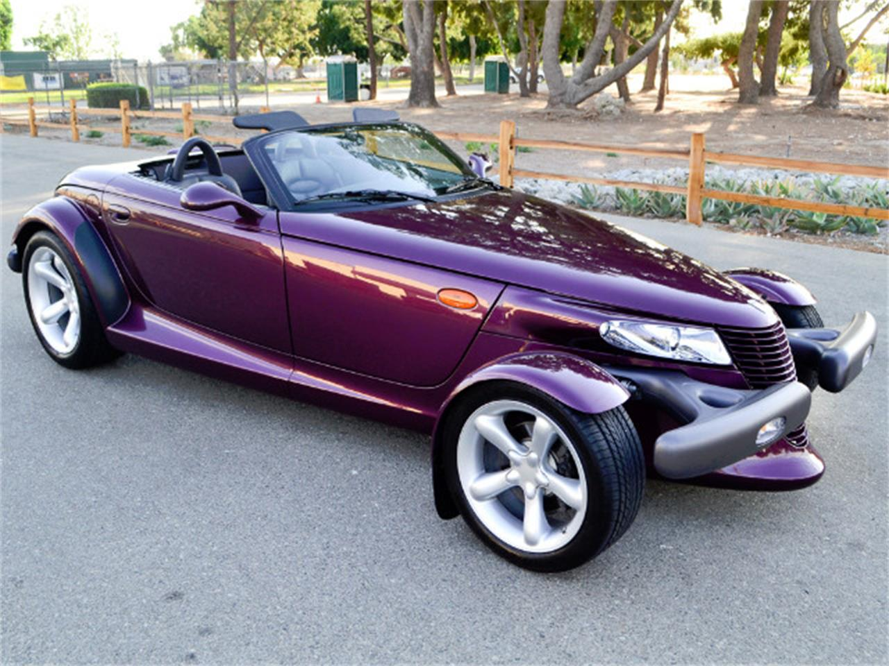 1999 Plymouth Prowler For Sale Classiccars Com Cc 910047