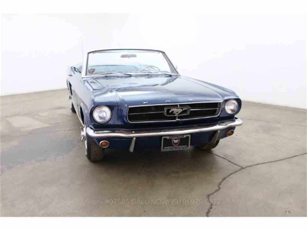 Large Picture of '65 Mustang - JLSG