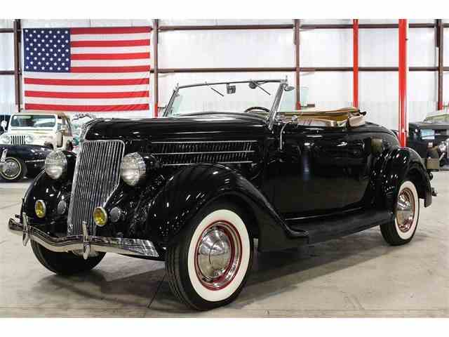 1936 Ford Deluxe | 914713