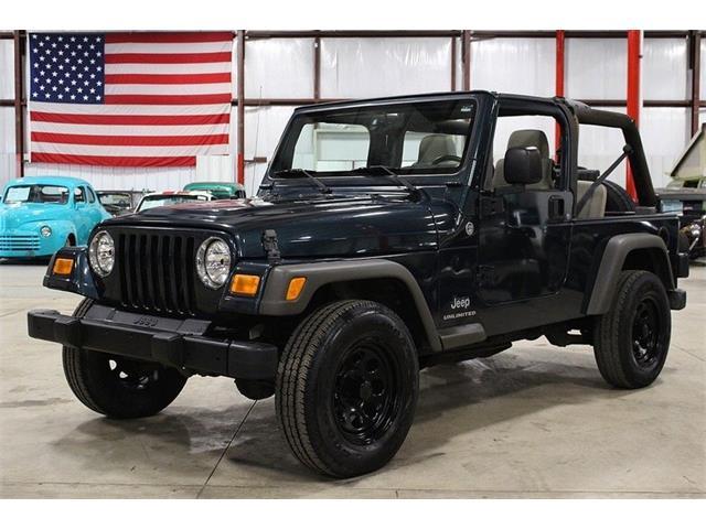2006 Jeep Wrangler | 914718