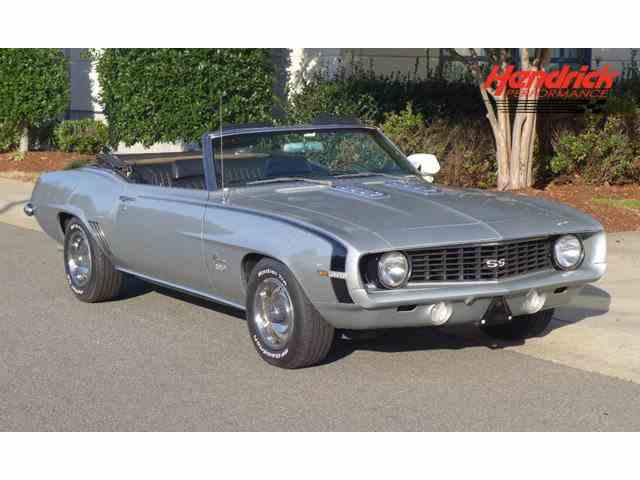 1969 Chevrolet Camaro SS Convertible | 914722