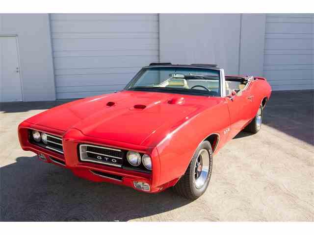 1969 Pontiac GTO | 914723