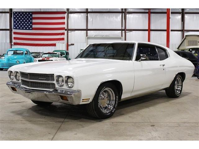 1970 Chevrolet Chevelle | 914724