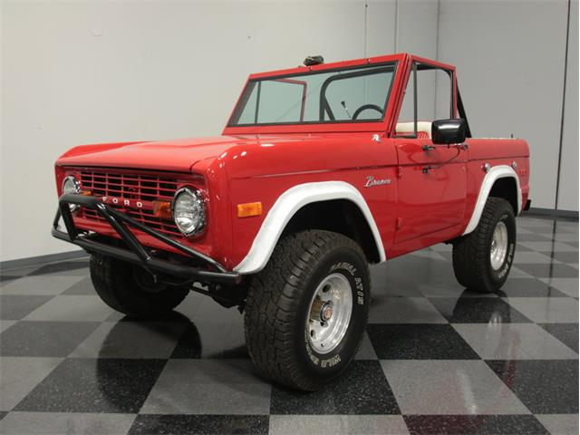 1976 Ford Bronco | 914728
