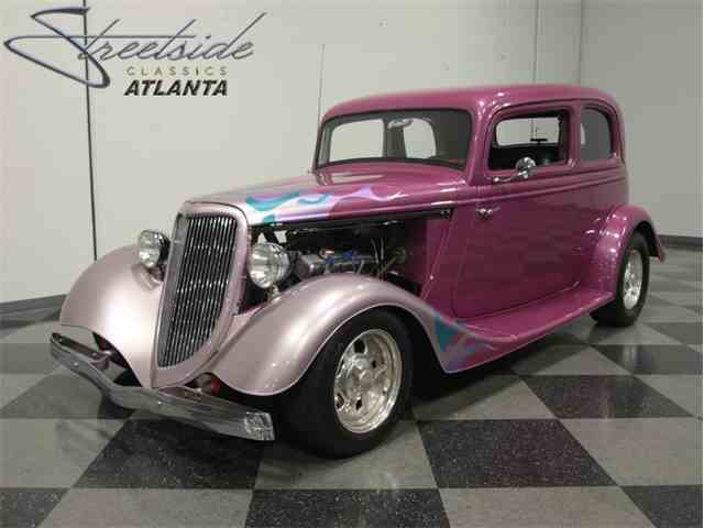 1933 Ford Victoria Streetrod | 914731