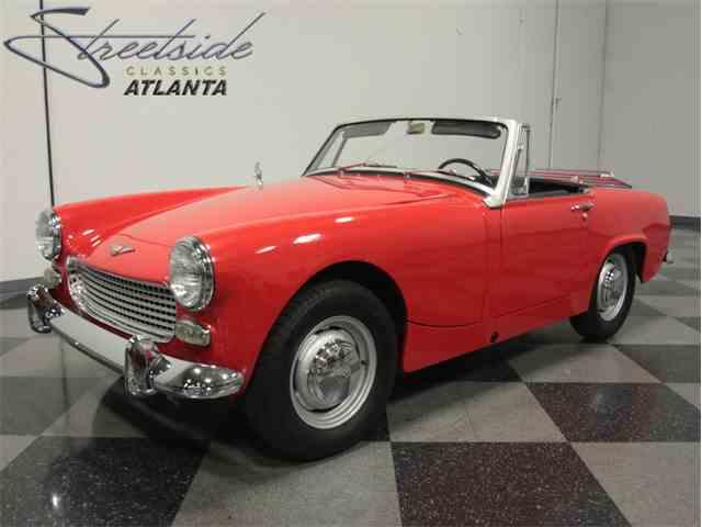 1965 Austin-Healey Sprite | 914732