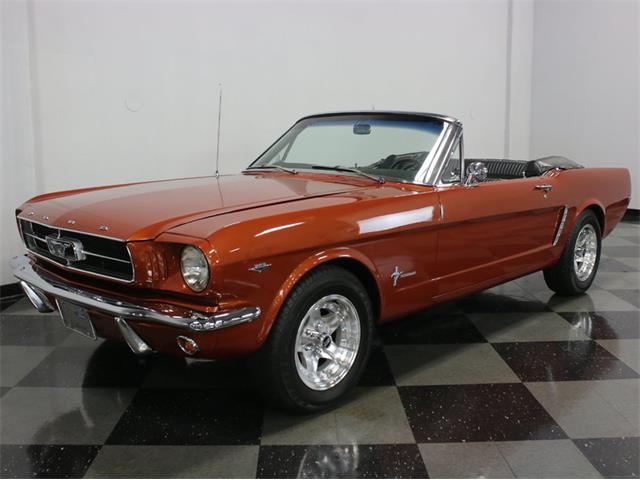 1965 Ford Mustang | 914744